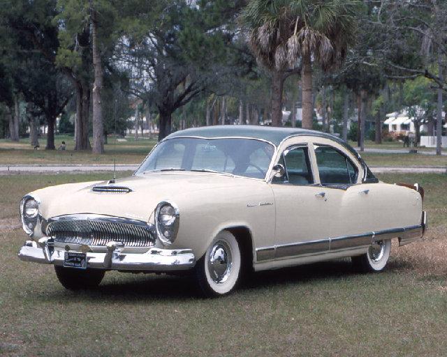 1954 Kaiser Manhattan Classic Automobiles